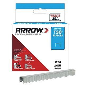 Arrow T50 Heavy Duty Staples (1250 Pack) - Chelford Farm Supplies