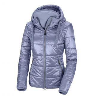 PIKEUR NAYLA QUILTED WINTER JACKET SKY BLUE