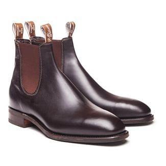 RM Williams Mens Comfort Craftsman Boots