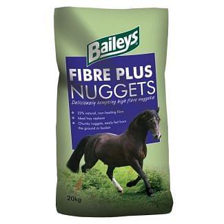 Baileys Fibre Plus Nuggets Horse Feed 20kg