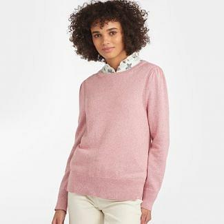 Barbour Ladies Bowland Knit Sweater