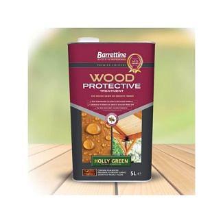 Barrettine Wood Protective Treatment | Chelford Farm Supplies