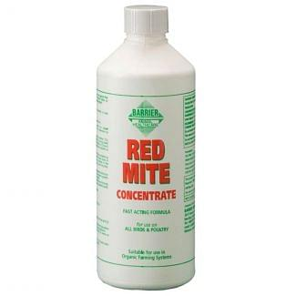 Barrier Red Mite Concentrate 500ml   Chelford Farm Supplies