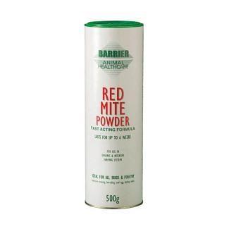 Barrier Red Mite Powder 500g   Chelford Farm Supplies