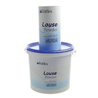 Battles Louse Pest Control Powder