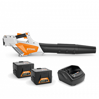 Stihl BGA 57 Battery Cordless Leaf Blower Promo Kit With Batteries & Charger