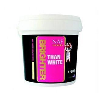 NAF Brighter Than White Whitening Powder 600G