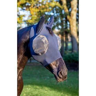 LeMieux Bug Relief Lycra Half Fly Mask