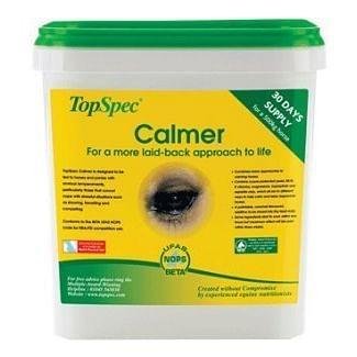 TopSpec Calmer Supplement 3kg