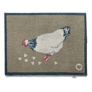 Hug Rug Chicken Doormat