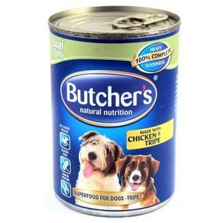 Butchers Tripe Mix Chicken Dog Food 400g Pack of 12