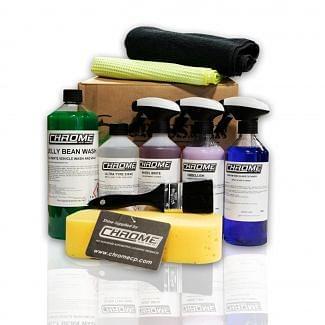 Chrome Northwest Grassmen Exterior Cleaning Kit