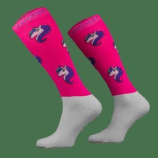 Comodo Technical Microfibre Novelty Riding Socks - Chelford Farm Supplies