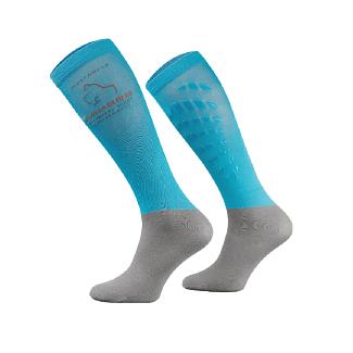 Comodo Kids Technical Silicone Grip Riding Socks - Chelford Farm Supplies