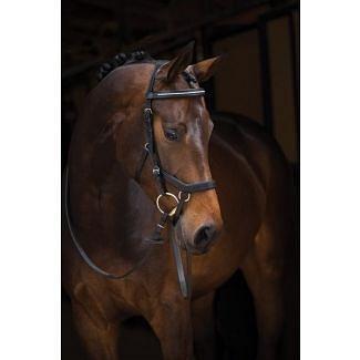 Horseware Rambo Micklem Diamante Competition Bridle Black