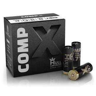 Hull Cartridge Company Comp X 12 Gauge 21 Gram Fibre Shotgun Cartridge - Cheshire, UK