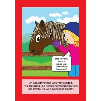 Crafty Ponies Bedtime Story Book
