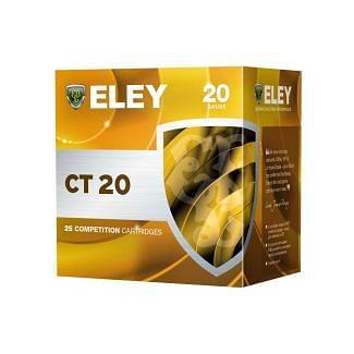 Eley Hawk CT 20 20 Gauge 28 Gram Fibre Shotgun Cartridge