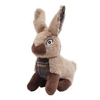 Barbour Rabbit Dog Toy | Chelford Farm Supplies