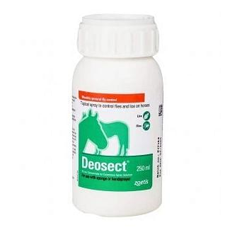 Deosan Deosect Fly & Lice Spray Solution 250ml