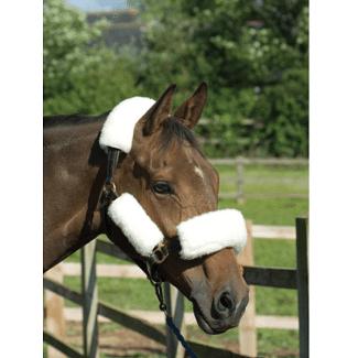 Griffin NuuMed Wool Headcollar Set - Chelford Farm Suppies