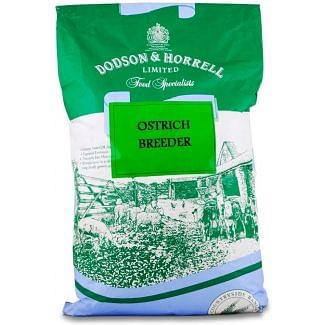 Dodson & Horrell Ostrich Egg Layer/ Breeder Pellets 20kg - Chelford Farm Supplies