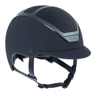 KASK Dogma Chrome Light Riding Helmet Navy