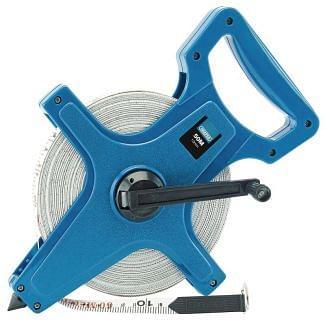 Draper Tools 50M/165ft Fibreglass Surveyors Tape (51089)