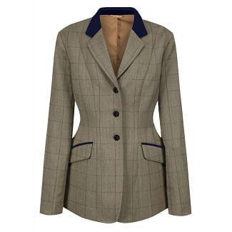 Equetech Foxbury Deluxe Tweed Jacket | Chelford Farm Supplies