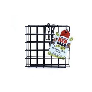 Red Barn Double Suet Bird Feeder Cage | Chelford Farm Supplies