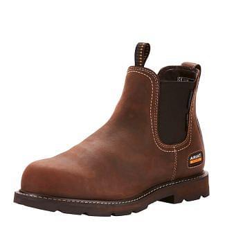 Ariat Mens Groundbreaker Waterproof Steel Toe Work Boot - Chelford Farm Supplies