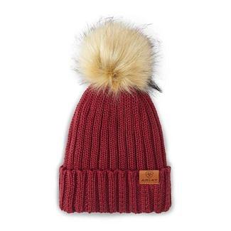 Ariat Ladies Cotswold Faux Fur Pom Beanie