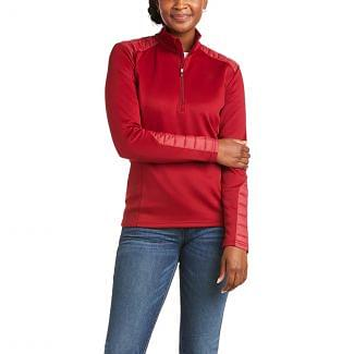Ariat Ladies Ismay 1/2 Zip Sweatshirt