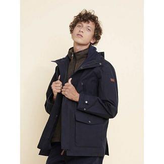 Aigle Breathable Waterproof Parka Jacket