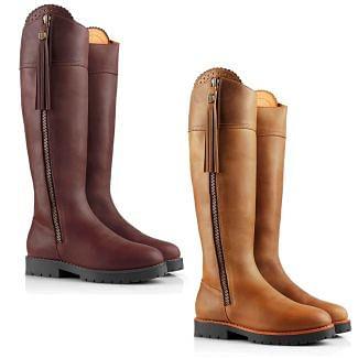 Fairfax & Favor Ladies Explorer Leather Boots
