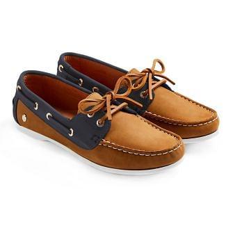 Fairfax & Favor Ladies Salcombe Deck Shoe