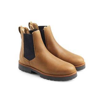 Fairfax & Favor Ladies Sheepskin Boudica Chelsea Boot