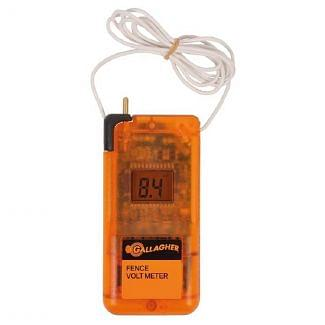 Gallagher Electric Fencing Digital Voltmeter - Chelford Farm Supplies
