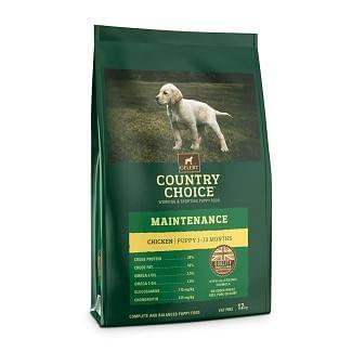 Gelert Country Choice Maintenance Puppy Food 12kg