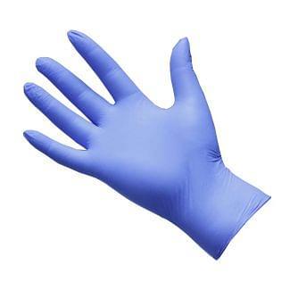GEN-X Violet Nitrile Gloves 100 Pack