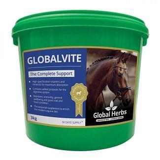 Global Herbs GlobalVite 3kg - Chelford Farm Supplies
