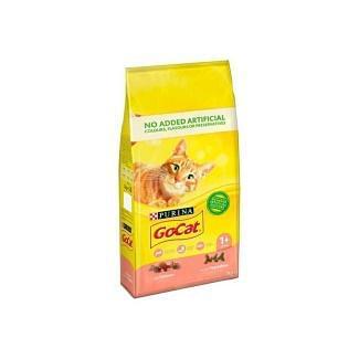 Go-Cat Complete Adult Salmon & Veg Cat Food 2kg   Chelford Farm Supplies