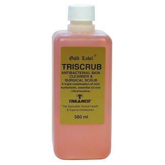 Gold Label Triscrub 500ml - Chelford Farm Supplies