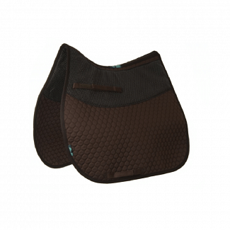 Griffin NuuMed HiWither Anti Slip GP Saddle Pad - Chelford Farm Supplies