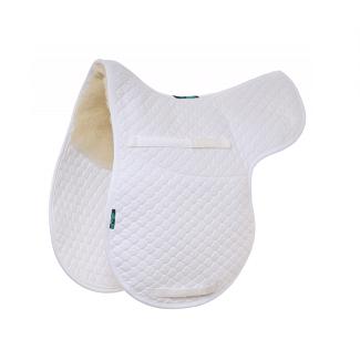 Griffin NuuMed HiWither Half Wool GP Numnah 5oz - Chelford Farm Supplies