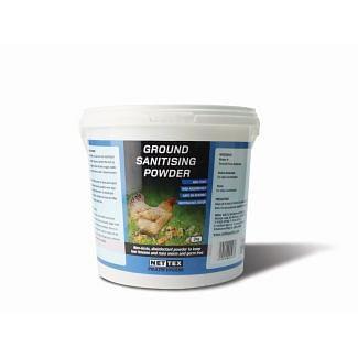 Nettex Ground Sanitising Powder