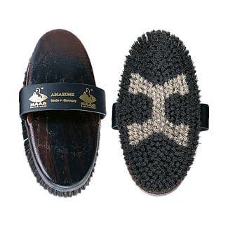 HAAS Amazone Horsehair Grooming Brush