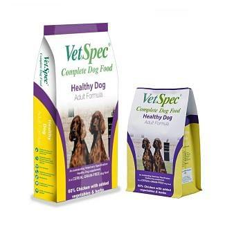 VetSpec Healthy Dog Formula Dog Food