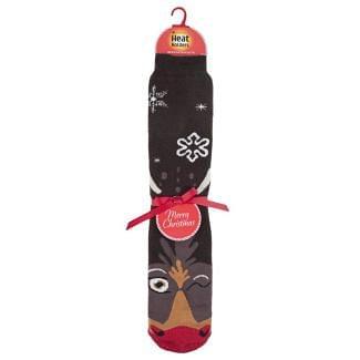 Heat Holders Rudolph Christmas Long Socks - Chelford Farm Supplies