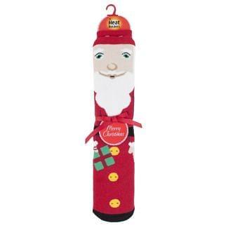 Heat Holders Santa Christmas Long Socks - Chelford Farm Supplies